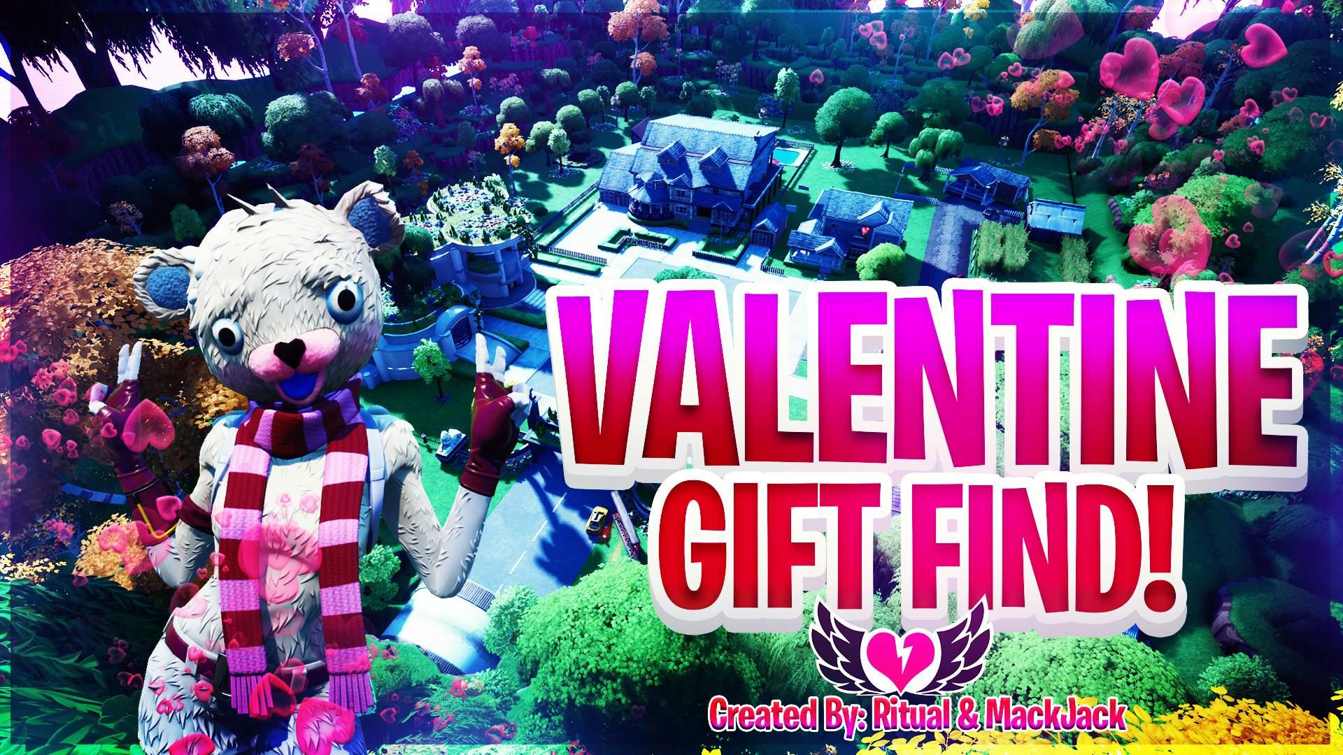 Valentine Gift Find Fortnite Creative Map Codes Dropnite Com