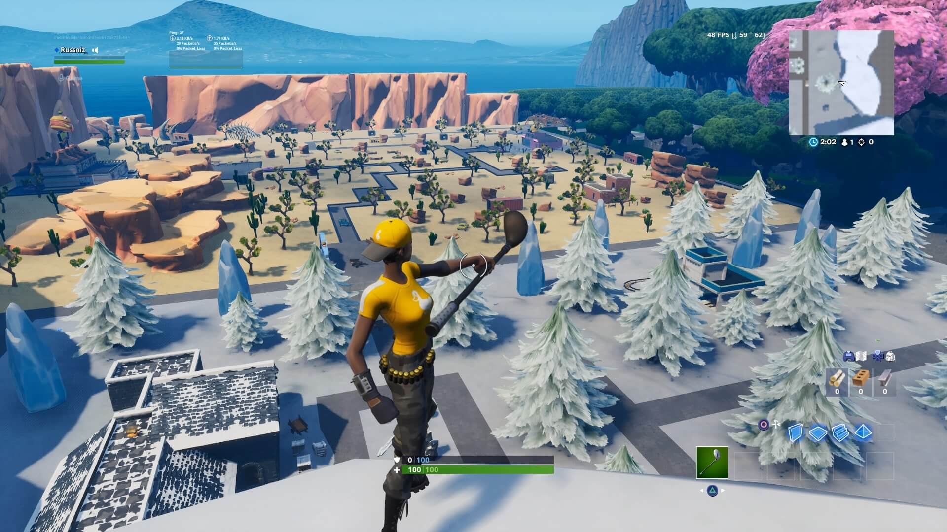 How To Win Every 1v1 In Fortnite Battle Royale Russniz Big Battle Royale Fortnite Creative Map Code Dropnite