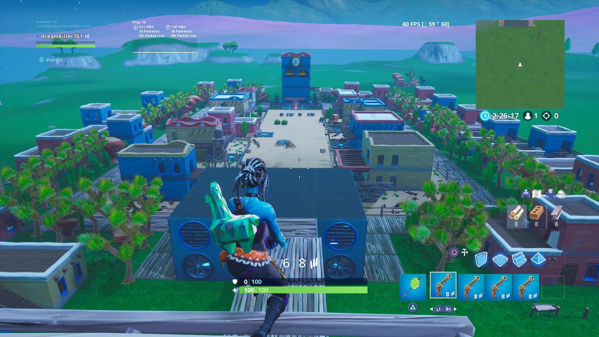 Escape From The Old West Fortnite Creative Map Codes Dropnite Com