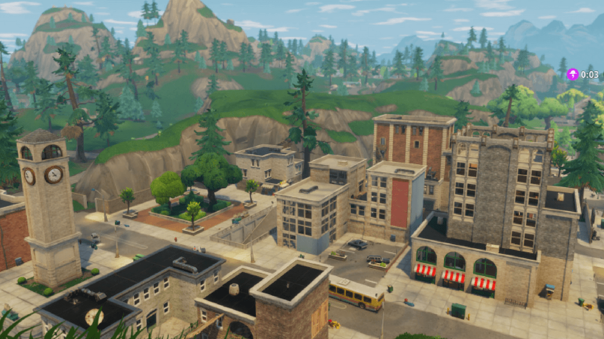 Tilted Towers Old Fortnite Creative Map Codes Dropnite Com