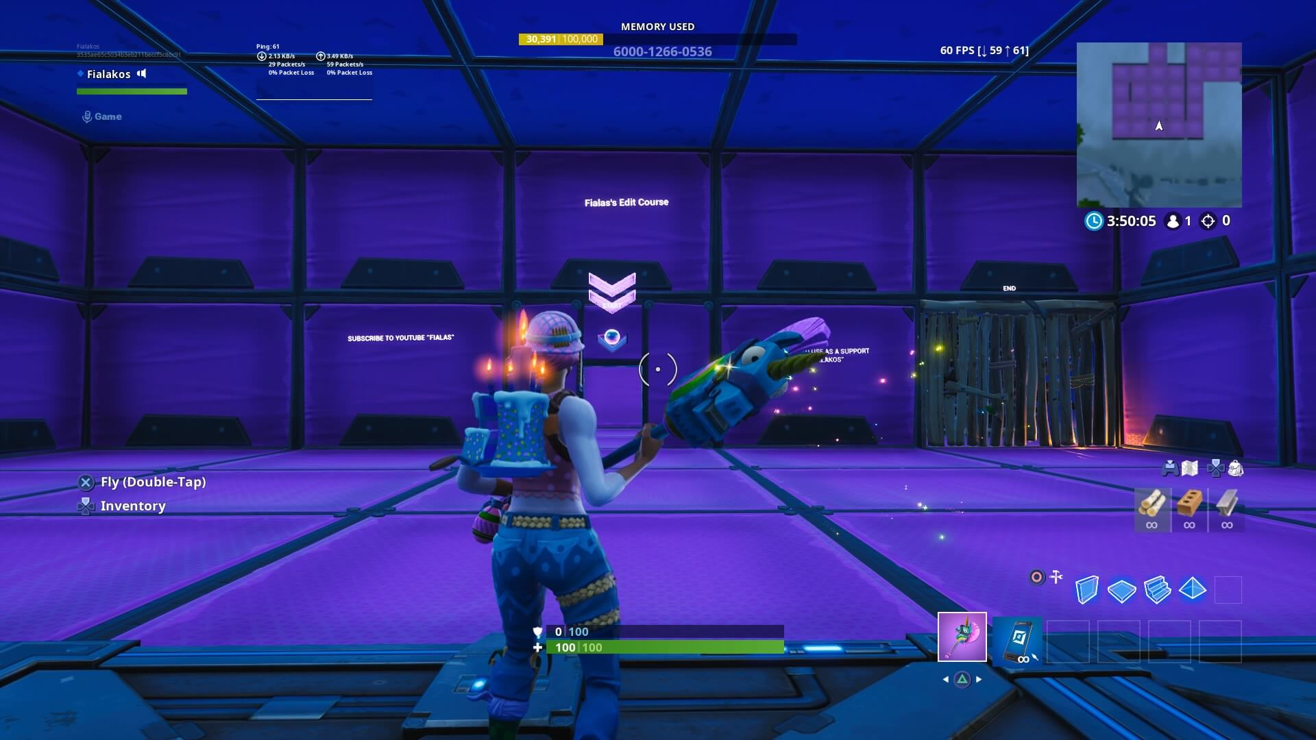 Simple Edit Course Fortnite Creative Map Codes Dropnite Com Creative mode was introduced over a year and a half ago into fortnite, and it has undoubtedly changed the game for the better. dropnite com